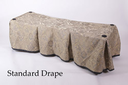 Church Truck Drape Whittington Champagne