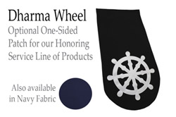 Patch: Dharma Wheel