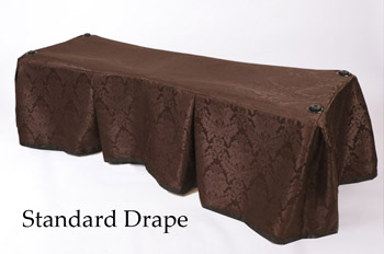 Church Truck Drape Carlisle Cocoa