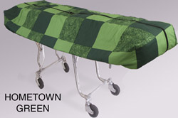 Comfort Pouch Hometown Green