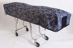 Cot Cover Bristol Navy