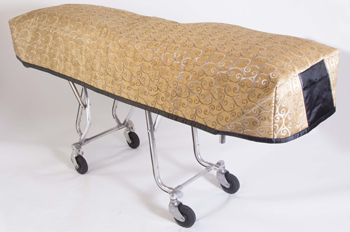 Cot Cover Middleton Gold