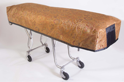 Cot Cover Whittington Copper