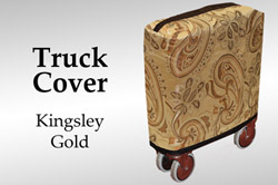 Truck Cover Kingsley Gold