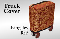 Truck Cover Kingsley Red
