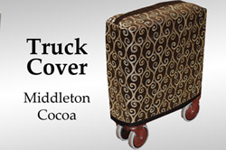 Truck Cover Middleton Cocoa