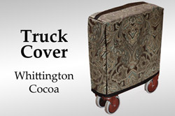 Truck Cover Whittington Cocoa