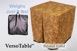 VersoTable Bristol Gold