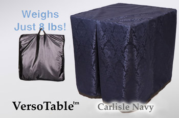 VersoTable Carlisle Navy